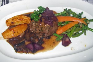 Beef Tournadoes