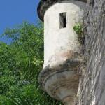 A eschauguette, symbol of San Juan