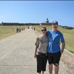 Entrance of El Morro Fort