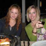 Enjoying the Lawn Club Grill