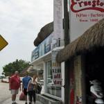 Great Fajitas at Ernesto's