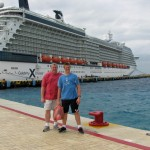 Cool Windy day in Cozumel