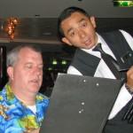 Huzaini our great waiter