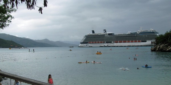Beautiful Calm Waters in Labadee