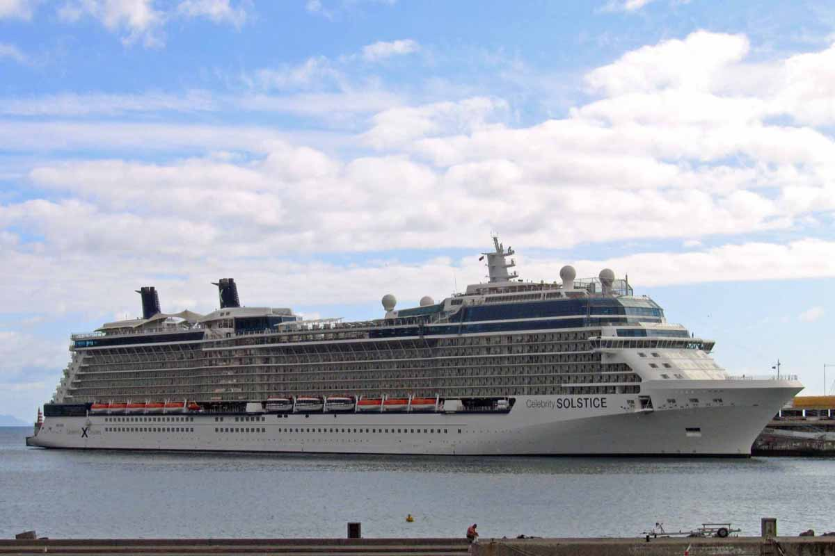 Celebrity Silhouette - Discount Cruises, Last-Minute ...