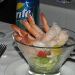 Supersized Shrimp Cocktail