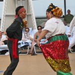 Folkloric performance